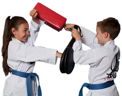Krav Maga Values Backnang TRUST Kids. Taekwondo, Selbstverteidigung und Wertevermittlung für Kinder ab 8 Jahren.